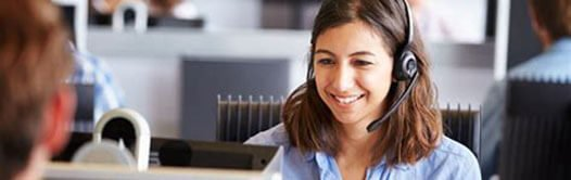 Outsource call answering support services