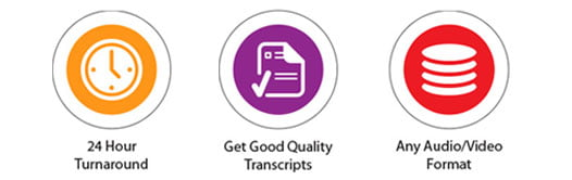 transcription outsourcing service benefits