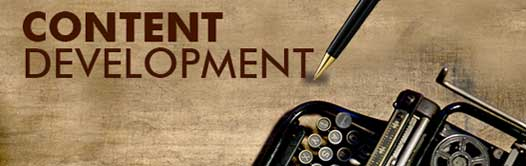 Content development outsourcing company in India