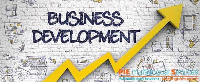 Business development research company