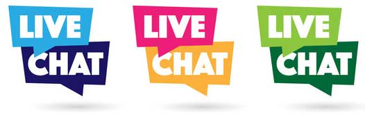 Live Chat support in European Languages