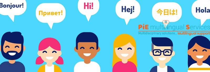 Foreign Language Audio Translation Service Company